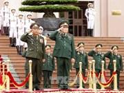 Laos tiene posición importante para Vietnam, dijo su ministro de Defensa