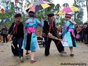 Fiesta cultural de etnia minoritaria Mong atrae a visitantes