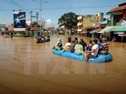 Inundaciones dejan 31 muertos en Indonesia