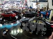 Importaciones automovilísticas de Vietnam aproximan mil millones de dólares