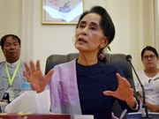 Aung San Suu Kyi visita Tailandia