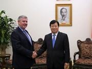 Elogia vicepremier vietnamita desarrollo de Coca Cola en el país