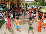 Concluyen Foro de los Niños ASEAN