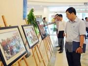 VNA exhibe fotos sobre el archipiélago nacional de Truong Sa