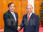 Premier vietnamita aboga por promover mecanismos de cooperación con Camboya