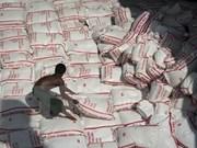 Tailandia planea vender 10 millones de toneladas de arroz de sus inventarios