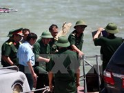 Encuentran restos del avión SU30 desaparecido en entrenamiento en el mar