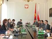 Vietnam y Polonia impulsan cooperación parlamentaria