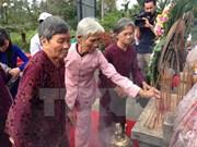 Presta Vietnam atención a personas con méritos revolucionarios
