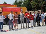 Exhibición de fotos en Sudcorea muestra actos ilegales de China en Mar del Este