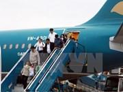 Vietnam Airlines opera vuelos en nueva terminal en Myanmar