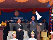 Partido Popular de Camboya conmemora su 65 aniversario