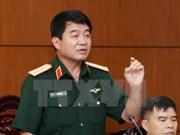 Visita Vietnam delegación de oficiales de Fuerzas de Autodefensa de Japón