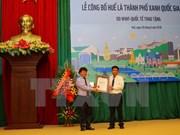 Antigua ciudadela vietnamita de Hue honrada como ciudad de Hora del Planeta