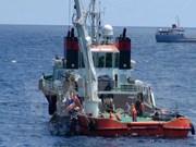 Recuperan restos de ocho de los nueve tripulantes de avión CASA 212