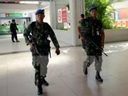 Filipinas permite la participación del ejército indonesio en rescate de rehenes