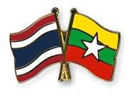 Tailandia y Myanmar cooperan en defensa