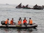 Indonesia advierte a pesqueros extranjeros ilegales