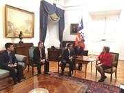 Desea Chile profundizar lazos multifacéticos con Vietnam