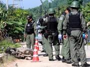 Ataques terroristas en Sur de Tailandia dejan dos muertos