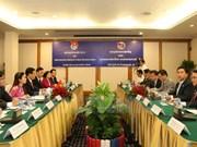 Efectuarán encuentro amistoso de jóvenes Vietnam-Laos