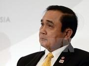 Primer ministro tailandés se reúne con su homólogo laosiano