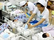 Vietnam: La natalidad crece 9,9 por ciento