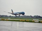 Vietnam Airlines ajusta horarios de vuelos a Taiwán por tifón Nepartak