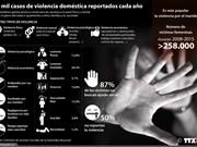 [Infografía] Violencia doméstica en Vietnam