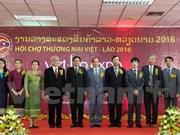 Abren Feria Comercial Vietnam – Laos 2016