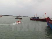 Marineros vietnamitas rescatan a pescadores malasios