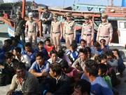 Dos heridos y un desaparecido en ataque tailandés contra pecadores vietnamitas