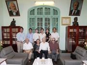 Rinden tributo a ex líder partidista vietnamita