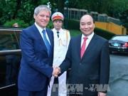 Vietnam concede importancia a relaciones con Rumania