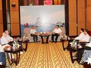 Desea Quang Ninh establecer relaciones multifacéticas con localidades rumanas
