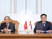Vietnam y Mongolia acuerdan medidas para impulsar nexos comerciales
