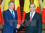 Emiten Vietnam y Rumanía declaración conjunta