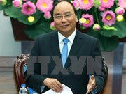 Primer ministro de Vietnam parte de Hanoi a Mongolia para ASEM 11