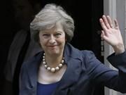 Vietnam felicita a nueva primera ministra de Reino Unido
