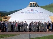 Concluye XI Cumbre Asia-Europa ASEM en Mongolia