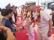 Inician programa de asociación del Pacífico 2016 en Da Nang