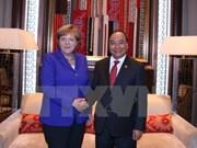 Premier vietnamita cumple amplia agenda de encuentros al margen de ASEM