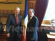 Fortalecen Vietnam y estado estadounidense de Iowa relaciones