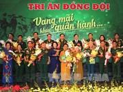 Conmemoran Día Nacional de Inválidos de Guerra y Mártires de Vietnam