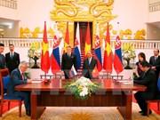 Vietnam es socio de amistad tradicional de Eslovaquia, dijo premier eslovaco