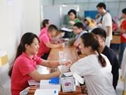 Estimulan en Vietnam participación popular en donación de sangre