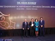 Recibe Techcombank premios internacionales