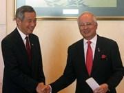 Firman Singapur y Malasia acuerdo sobre tren expreso