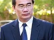 Refuerzan cooperación entre órganos ejecutivos de frentes Vietnam y Laos