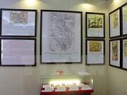 Abierta al público exhibición de testimonios históricos de islas vietnamitas